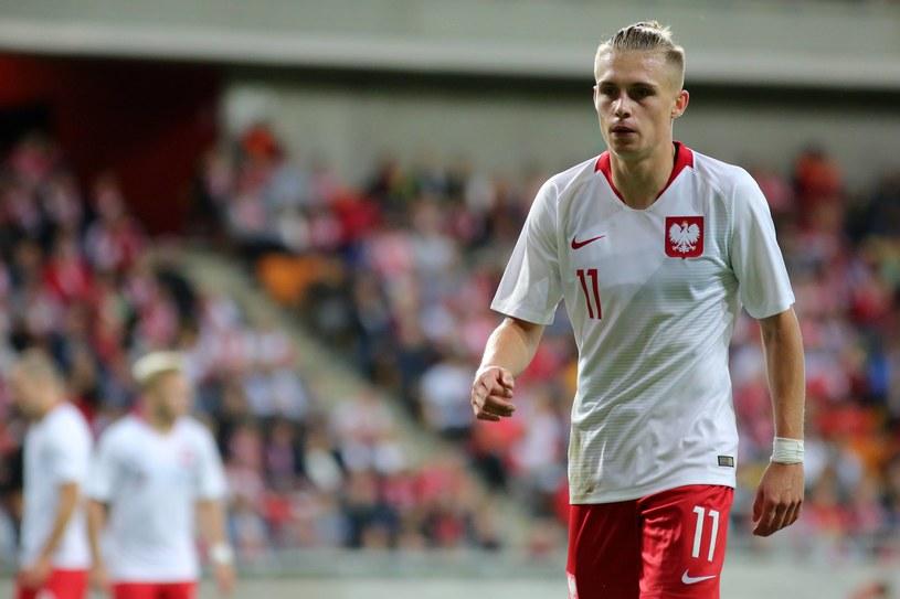 Przemysław Płacheta /Kamil Swirydowicz /Newspix
