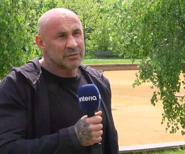 Przemysław Saleta dla Interii: Miałem propozycję od Adamka, ale nie jestem Amerykaninem. Wideo