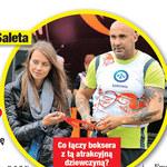 Przemysław Saleta z nową partnerką?