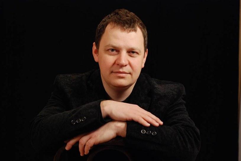 """Przemysław Semczuk, autor """"Wampira z Zagłębia"""" /materiały prasowe"""