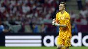 Przemysław Tytoń podczas meczu Polska - Grecja
