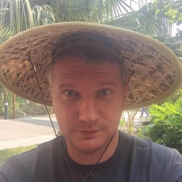 Przemysław Wipler na wakacjach /Facebook