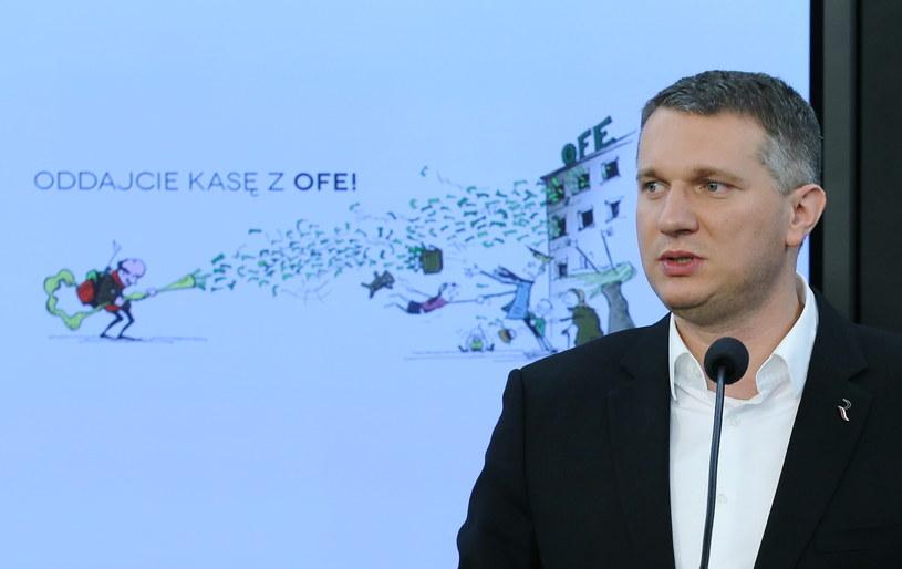 Przemysław Wipler /Paweł Supernak /PAP