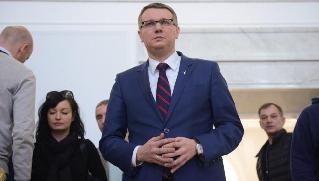 Przemysław Wipler /Jakub Kamiński   /PAP