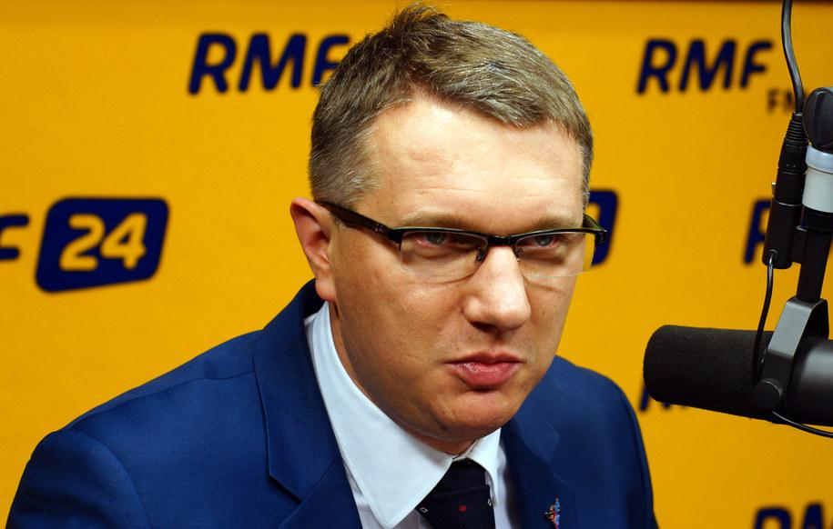 Przemysław Wipler /Michał Dukaczewski /RMF FM