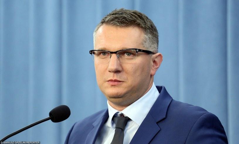 Przemysław Wipler /Mariusz Grzelak/REPORTER /East News