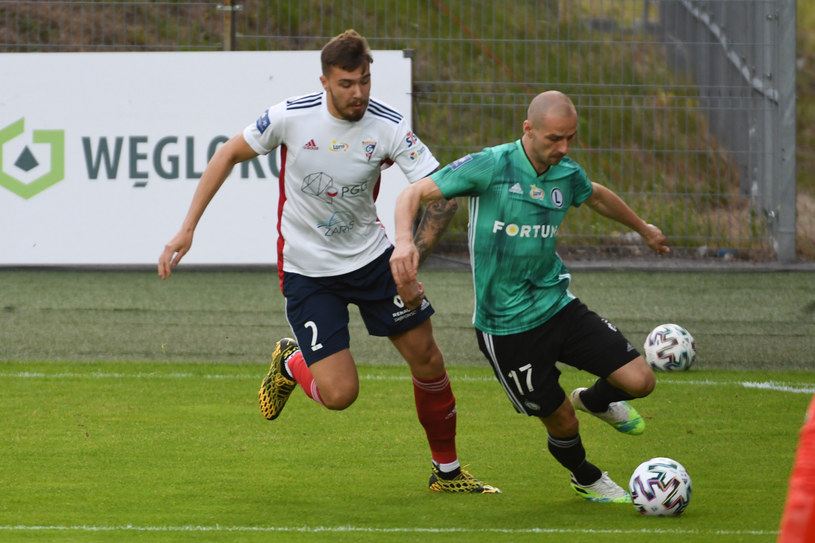 Przemysław Wiśniewski (z lewej) /Michał Dubiel /East News