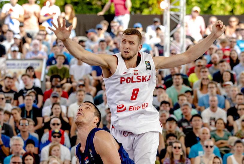 Przemysław Zamojski /AFP