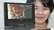 Przenośny odtwarzacz DVD niczym laptop