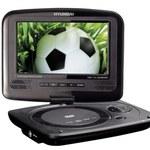 Przenośny odtwarzacz DVD z tunerem DVB-T