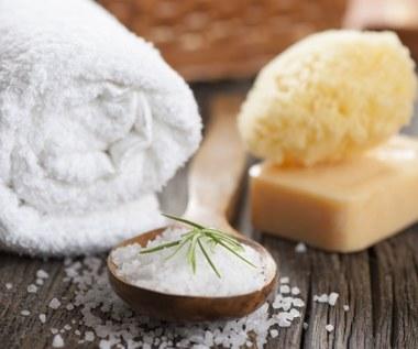 Przepis na aromatyczną sól do kąpieli