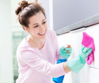 Przepis na domowe ściereczki czyszczące