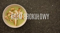 Przepis na krem brokułowy