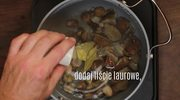 Przepis na marynowane grzyby