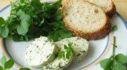 Przepis na masło rzeżuchowe