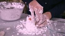 Przepis na sztuczny śnieg