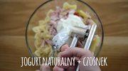 Przepis na wyborną sałatkę z makaronem