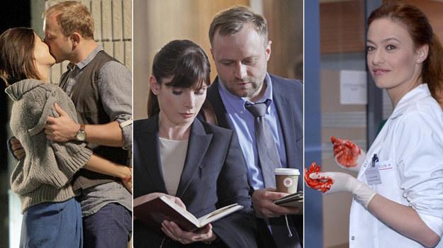 """""""Przepis na życie"""", """"Lekarze"""" i """"Prawo Agaty"""", to seriale TVN, które oglądać mogą już nie tylko widzowie w naszym kraju. /Baranowski, Podsiebierska, Gałązka /AKPA"""