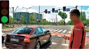 przepustowość skrzyżowania /Motor