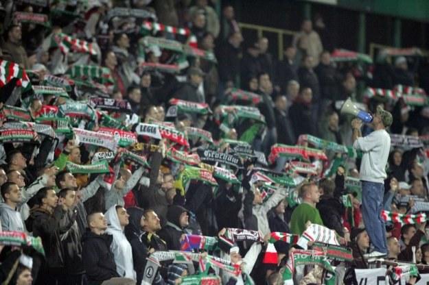 Przepychanki klubu z kibicami trwają już od trzech lat/fot. M. Wielgus /Agencja SE/East News