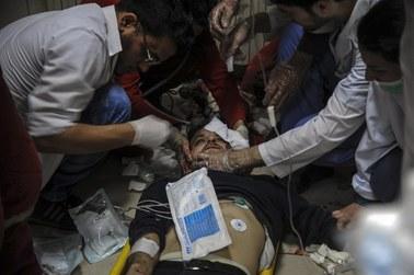 Przerażające doniesienia z Syrii. Siły rządowe miały użyć broni chemicznej we wschodniej Gucie