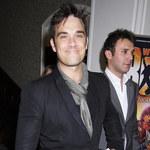 Przerażony Robbie Williams