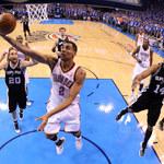 Przerwana wspaniała seria San Antonio Spurs