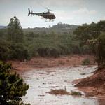 Przerwanie tamy w Brazylii. Wzrosła liczba ofiar, znaleziono zalany autobus