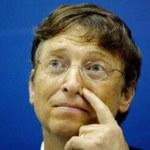 Przerwany występ Billa Gatesa