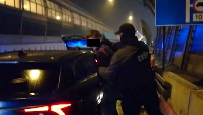 Przerzucali narkotyki z Holandii do Polski