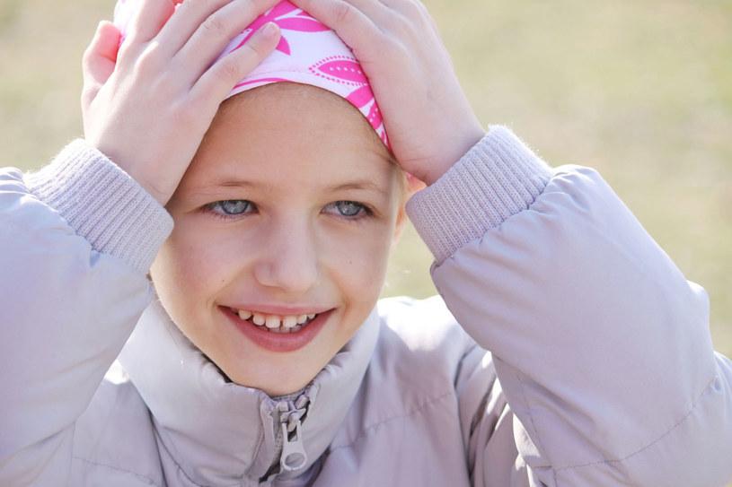 Prześladował ją widok Paulinki. Dziewczynka leżała na onkologii. Nikt jej nie odwiedzał, bo była z domu dziecka. Wtedy Tisa zdecydowała, że założy fundację /123RF/PICSEL