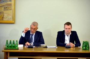 Przesłuchanie Michała Tuska przed komisją ds. Amber Gold