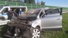 Przesłuchanie sprawcy śmiertelnego wypadku, który uciekł z miejsca zdarzenia