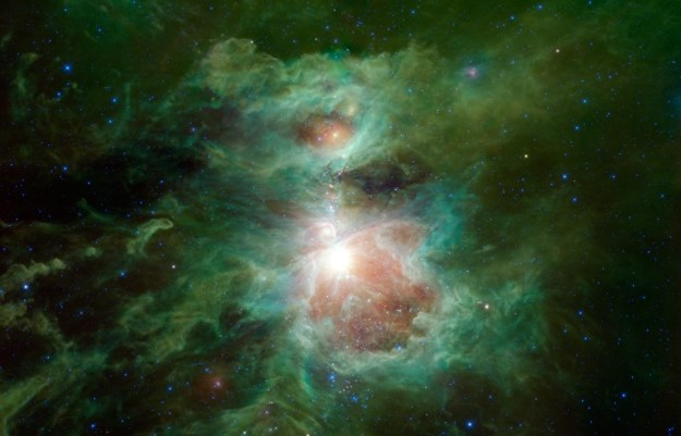 Przestrzeń kosmiczna rządzi się swoimi prawami /NASA