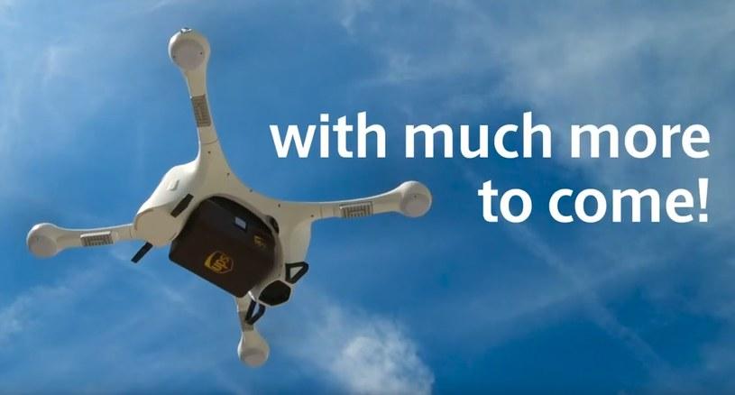 Przesyłka z drona? Już niebawem /materiały prasowe