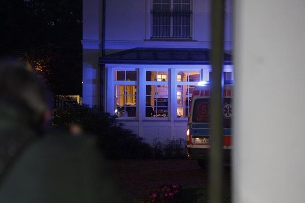 Przeszukania w domu Romana Giertycha /Michał Dukaczewski /RMF FM