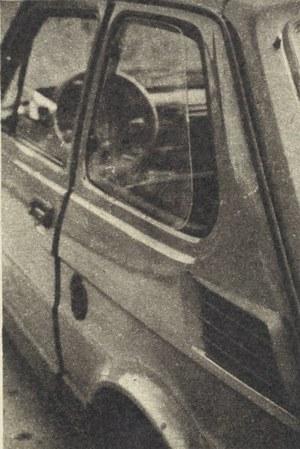 Przewietrzanie wnętrza ułatwią uchylne boczne tylne szyby. (kliknij, żeby powiększyć) /Motor