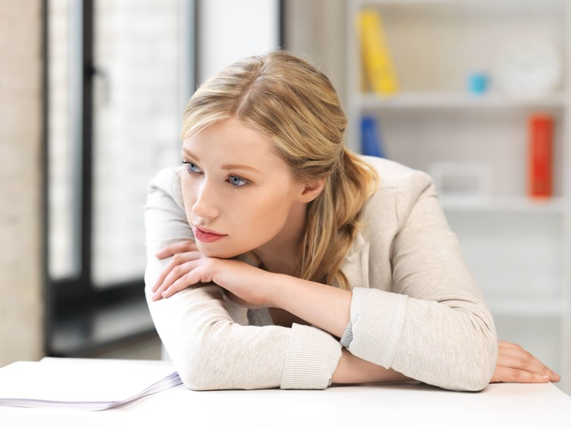 Przewlekły stres może powodować zaburzenia w funkcjonowaniu układu odpornościowego /123RF/PICSEL