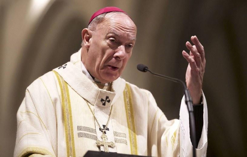 Przewodniczący Episkopatu Belgii abp Andre-Joseph Leonard /AFP