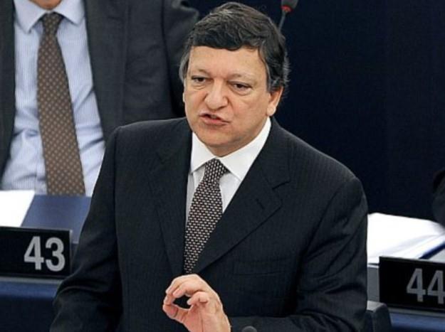 Przewodniczący KE Jose Barroso /AFP