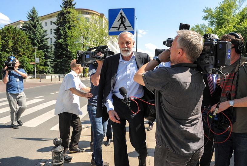 Przewodniczący klubu Platformy Obywatelskiej Rafał Grupiński /Marcin Obara /PAP