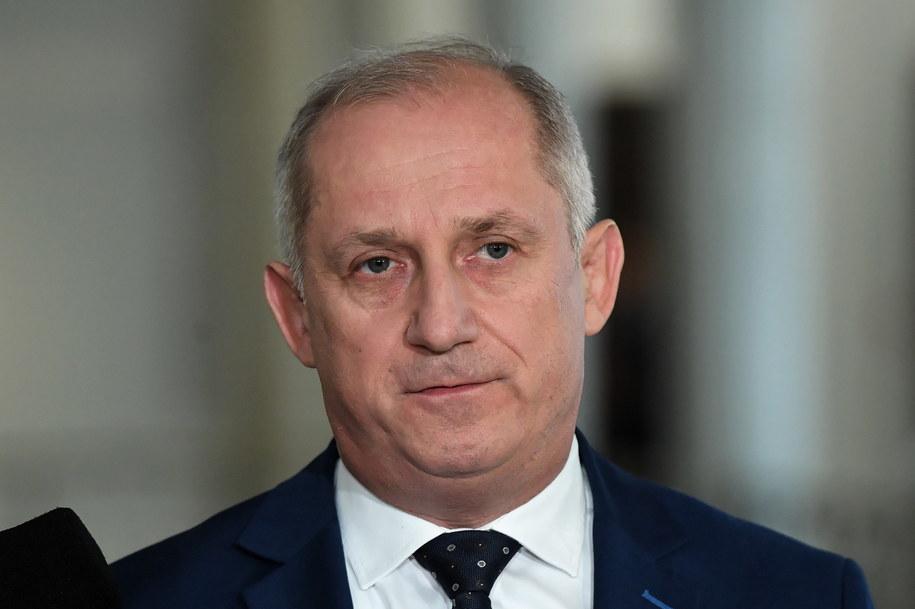 Przewodniczący klubu PO Sławomir Neumann /Radek Pietruszka /PAP