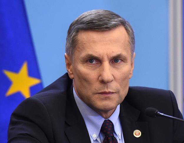 Przewodniczący Komisji Kodyfikacyjnej Ogólnego Prawa Podatkowego Leonard Etel /PAP