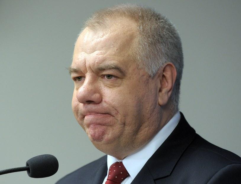 Przewodniczący Komitetu Stałego Rady Ministrów Jacek Sasin /Jan Bielecki /East News