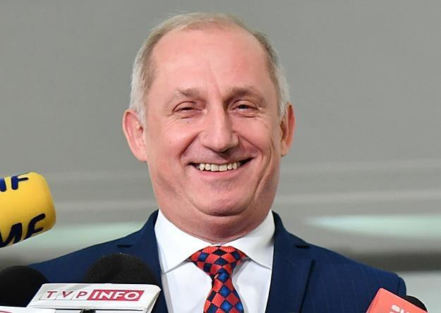 Przewodniczący KP PO Sławomir Neumann /PAP