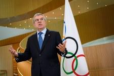 Przewodniczący MKOl Bach odwołał wizytę w Korei Południowej