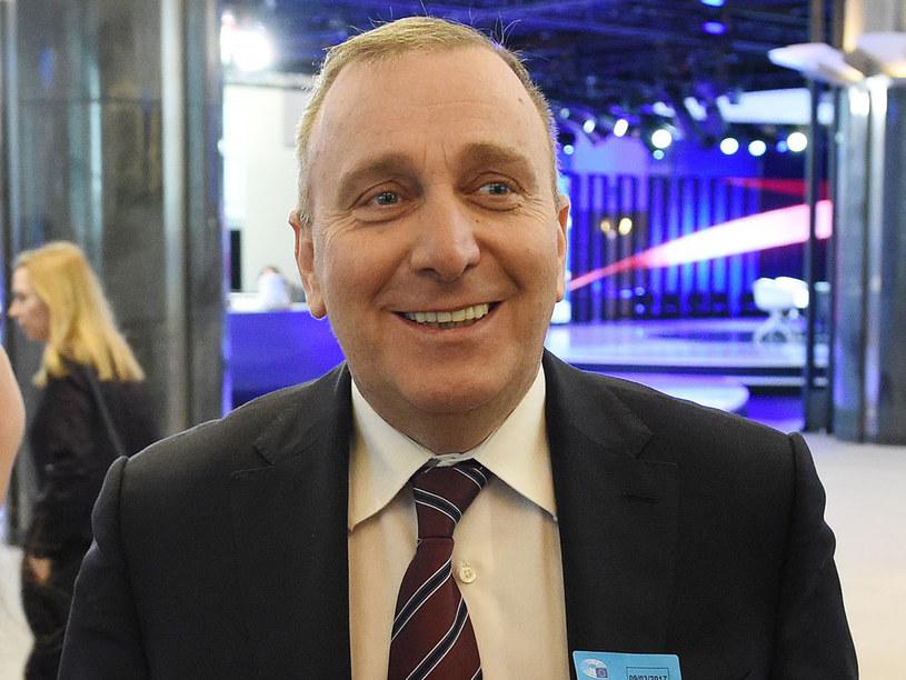 Przewodniczący PO Grzegorz Schetyna /Radek Pietruszka /PAP