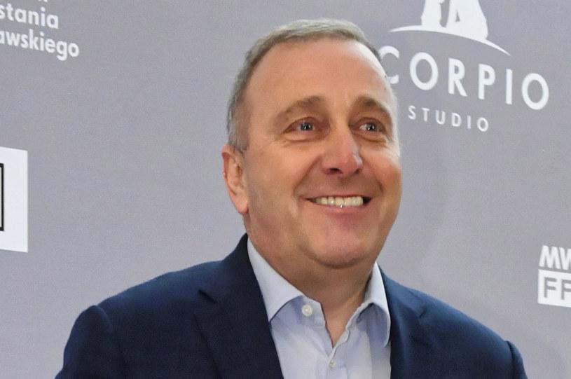 Przewodniczący PO Grzegorz Schetyna / Radek Pietruszka   /PAP