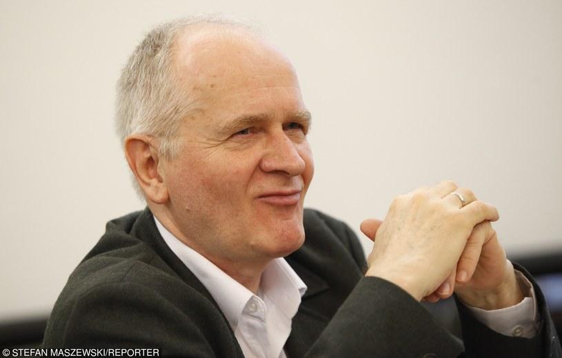 Przewodniczący Rady Krzysztof Czabański /Stefan Maszewski /Reporter