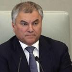 Przewodniczący rosyjskiej Dumy: Obozy zagłady powstały w Polsce nieprzypadkowo